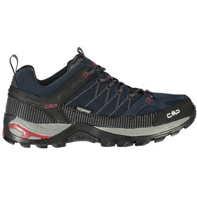 CMP Campagnolo M's Rigel Low WP Trekking Shoes Asphalt-Syrah